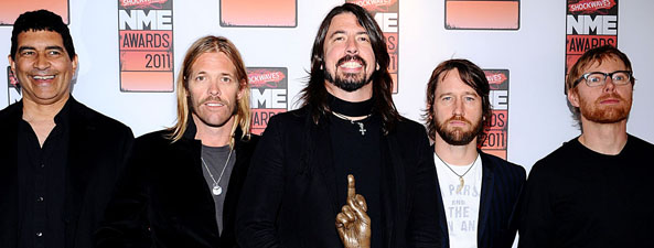 foo fighter grande