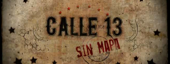 Sin mapa – El primer documental de Calle 13