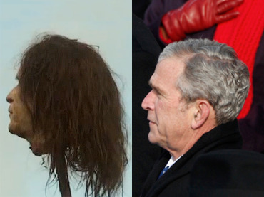 george bush head game of thrones